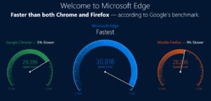 browser comparisons